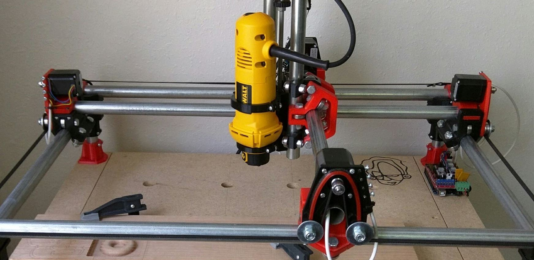 Mostly Printed CNC and others – 4 Minutes Ago